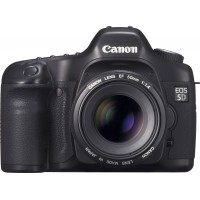Canon EOS 5D- The Exploere